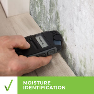 ALL CLEAR MOISTURE IDENTIFICATION- Results Within 2 Business Days