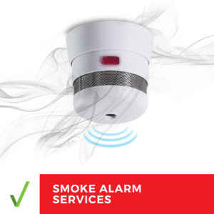 ALL CLEAR SMOKE ALARM SERVICE – Compliance Certificate Issued Same Business Day
