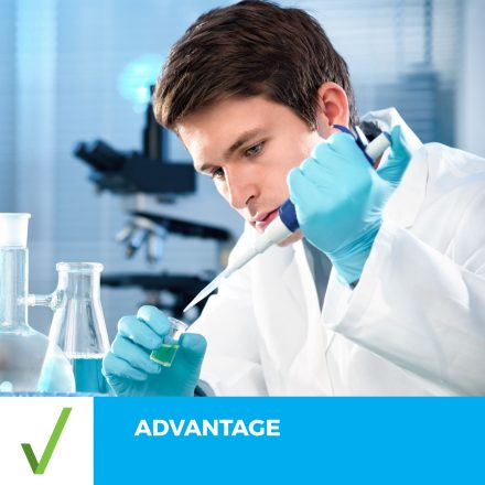ALL CLEAR ADVANTAGE – Results Within 2 Business Days