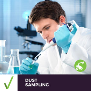 ALL CLEAR DUST SAMPLING – Results Within 2 Business Days