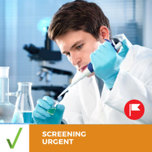 ALLCLEAR SCREENING URGENT – Results Next Business Day
