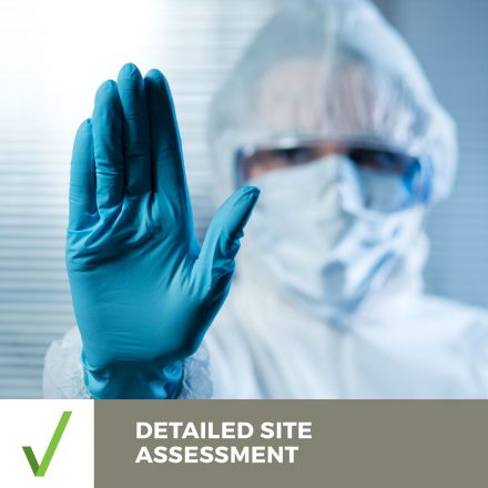 All CLEAR DETAILED SITE ASSESSMENT – Results Within 2 Business Days
