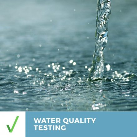 ALL CLEAR WATER QUALITY TESTING – Results Within 5 Business Days